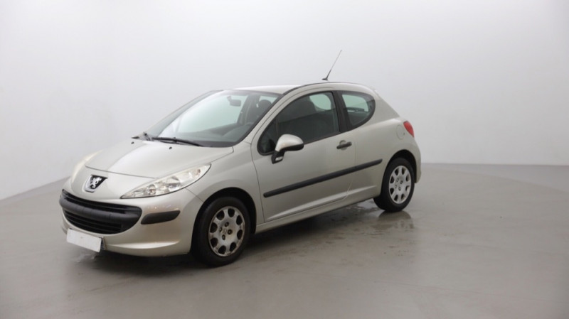 Peugeot 207 1.4 HDI70 URBAN 3P Diesel GRIS C Occasion à vendre