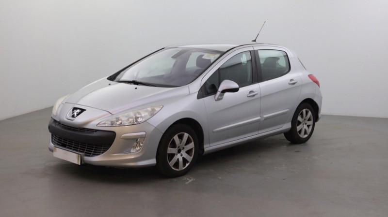Peugeot 308 1.6 HDI110 FAP PREMIUM PACK 5P Diesel GRIS C Occasion à vendre