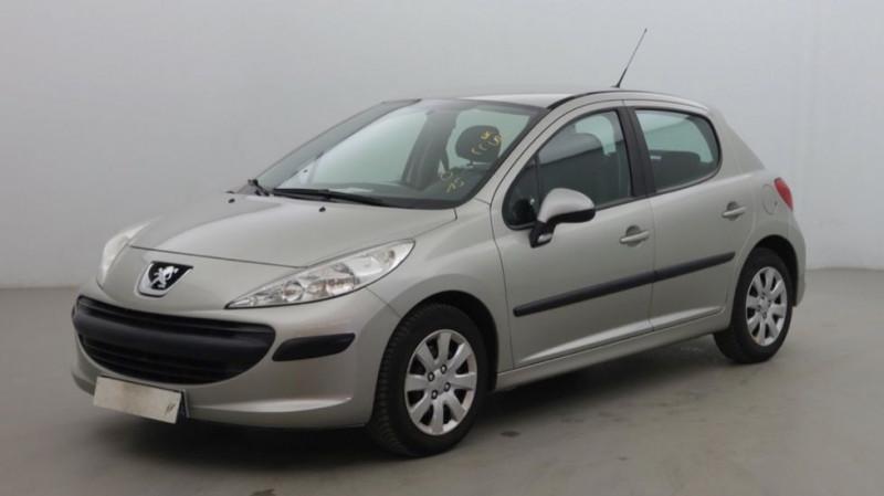 Peugeot 207 1.6 HDI90 URBAN 5P Diesel GRIS C Occasion à vendre