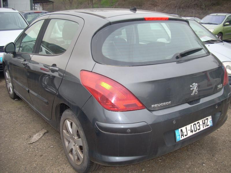Photo 3 de l'offre de PEUGEOT 308 2.0 HDI136 PREMIUM PACK FAP 5P à 3800€ chez JD Contact Automobiles