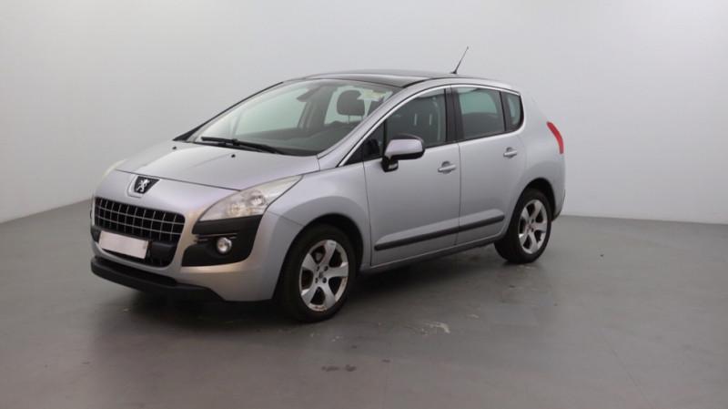 Peugeot 3008 1.6 HDI112 FAP PREMIUM PACK Diesel GRIS C Occasion à vendre