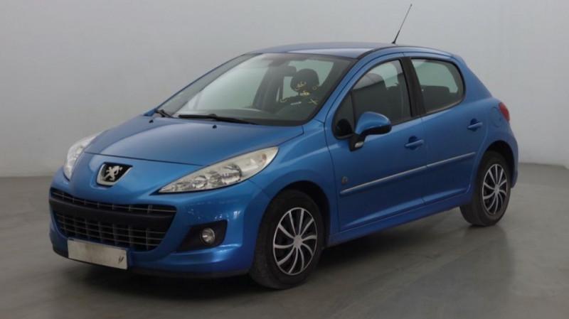Peugeot 207 1.4 HDI FAP URBAN MOVE 5P Diesel BLEU F Occasion à vendre