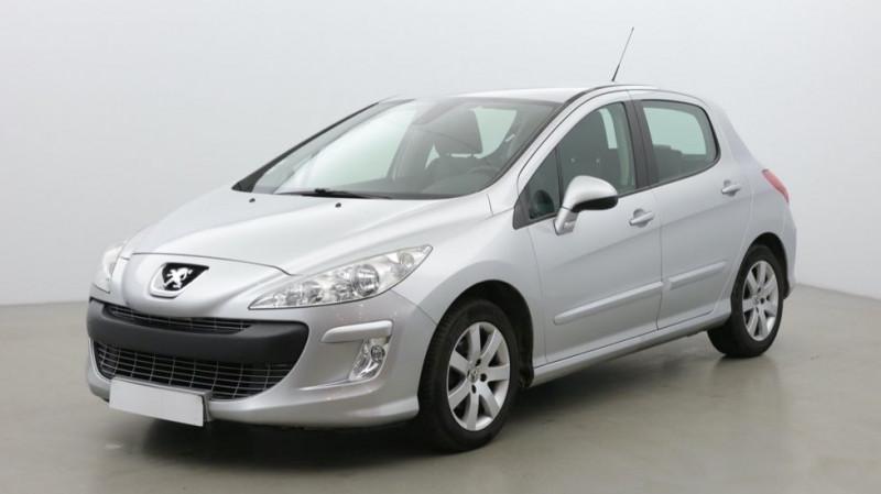 Peugeot 308 1.6 HDI110 FAP PREMIUM 5P Diesel GRIS C Occasion à vendre