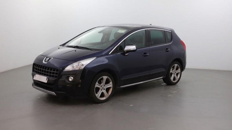 Peugeot 3008 2.0 HDI150 FAP FELINE Diesel BLEU F Occasion à vendre