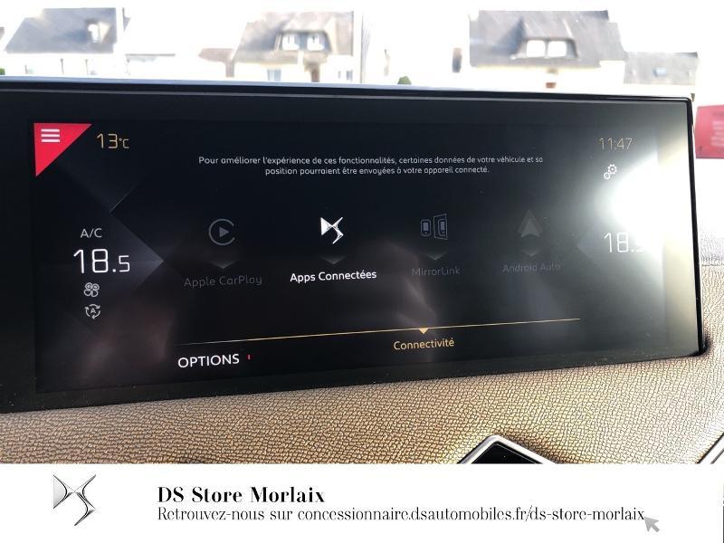 Photo 14 de l'offre de DS DS 3 Crossback BlueHDi 100ch Grand Chic à 26490€ chez DS Store Morlaix