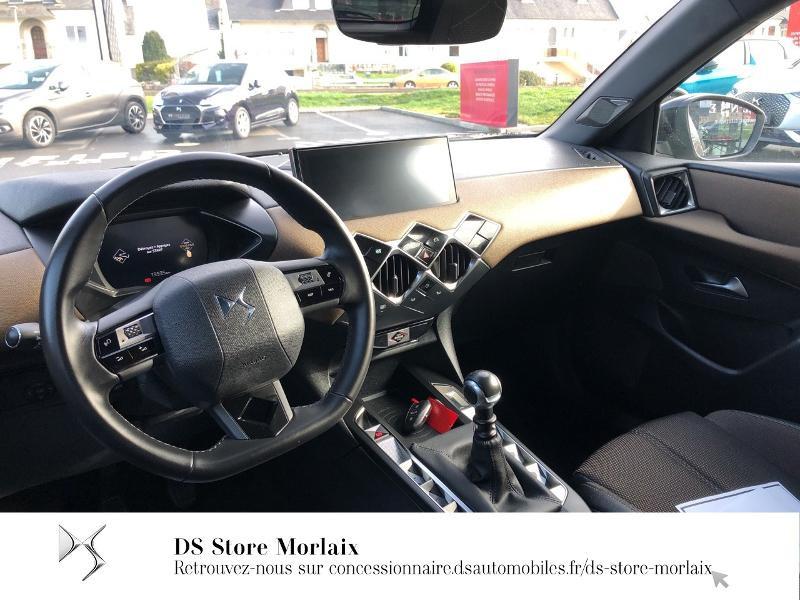 Photo 8 de l'offre de DS DS 3 Crossback BlueHDi 100ch Grand Chic à 26490€ chez DS Store Morlaix