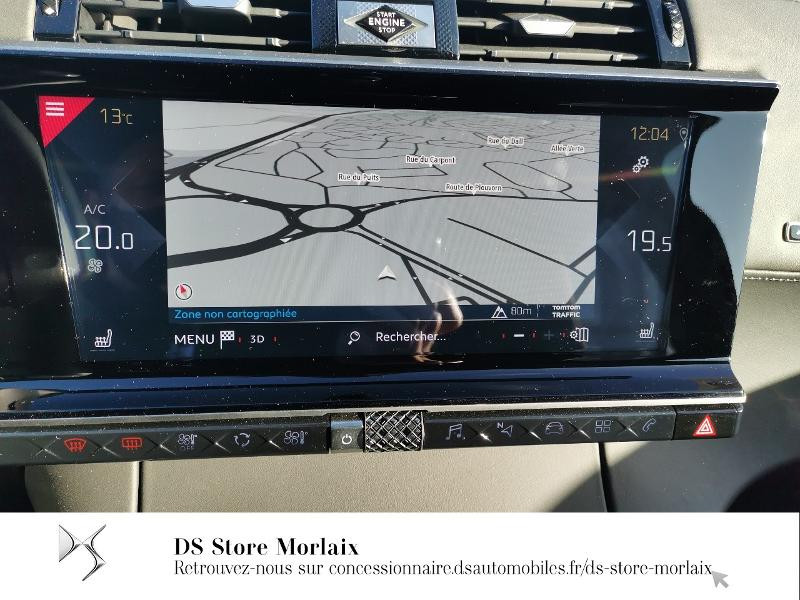 Photo 13 de l'offre de DS DS 7 Crossback BlueHDi 180ch Grand Chic Automatique à 51200€ chez DS Store Morlaix