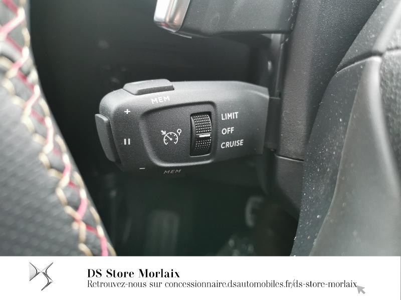 Photo 15 de l'offre de DS DS 3 Crossback BlueHDi 130ch Performance Line + Automatique à 29950€ chez DS Store Morlaix