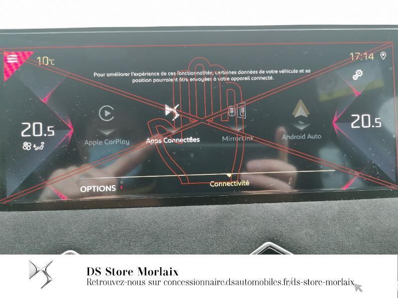Photo 14 de l'offre de DS DS 3 Crossback BlueHDi 130ch Performance Line + Automatique à 29950€ chez DS Store Morlaix