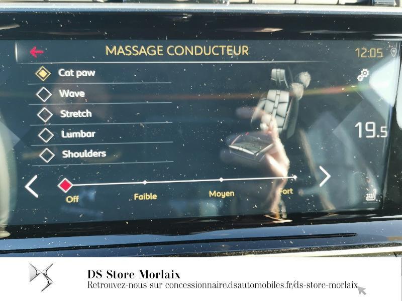 Photo 17 de l'offre de DS DS 7 Crossback BlueHDi 180ch Grand Chic Automatique à 51200€ chez DS Store Morlaix