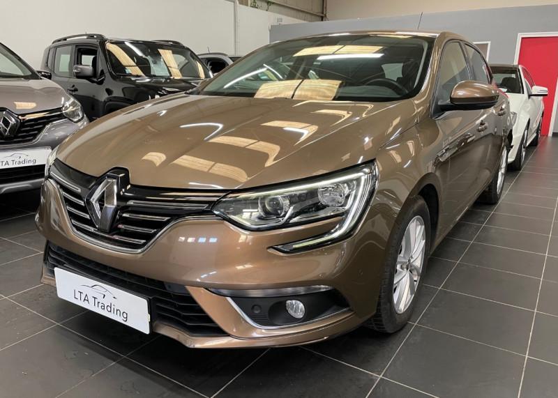 Renault MEGANE IV 1.5 DCI 110CH ENERGY INTENS Diesel MARRON Occasion à vendre