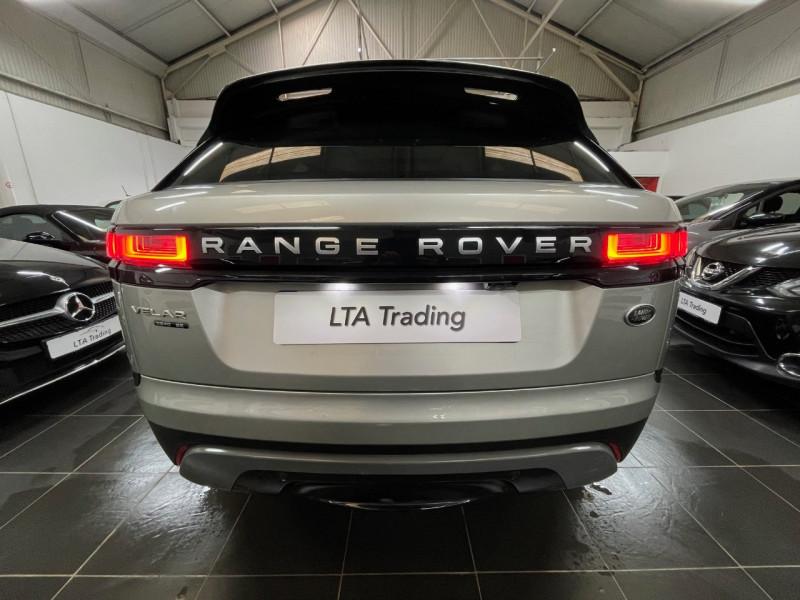 Photo 5 de l'offre de LAND-ROVER RANGE ROVER VELAR 2.0D 240CH SE AWD BVA à 45990€ chez LTA Trading