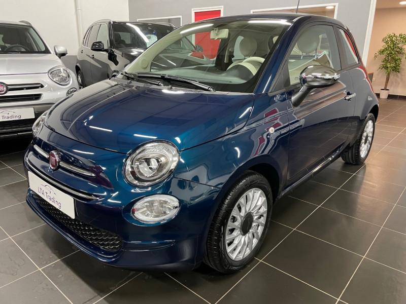 Fiat 500 1.0 70CH BSG S&S LOUNGE Essence EPIC BLUE Occasion à vendre