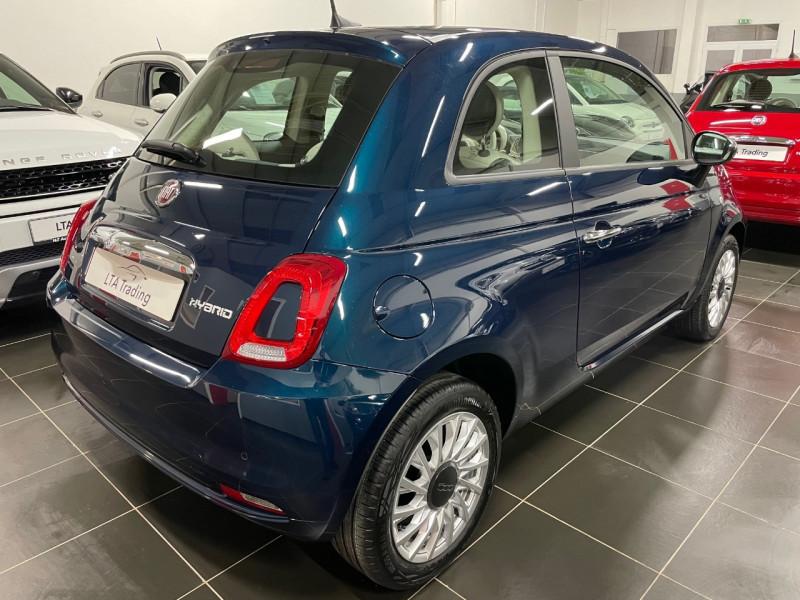 Photo 2 de l'offre de FIAT 500 1.0 70CH BSG S&S LOUNGE à 11990€ chez LTA Trading