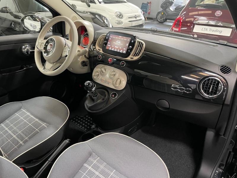 Photo 3 de l'offre de FIAT 500 1.0 70CH BSG S&S LOUNGE à 11990€ chez LTA Trading