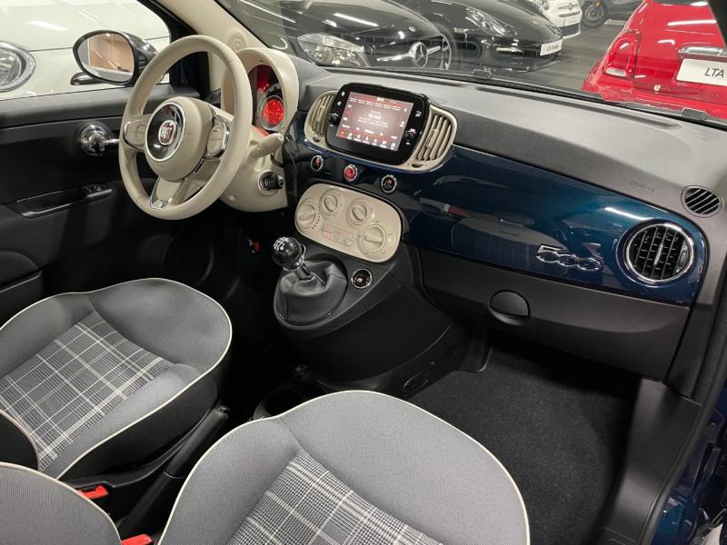 Photo 4 de l'offre de FIAT 500 1.0 70CH BSG S&S LOUNGE à 11990€ chez LTA Trading