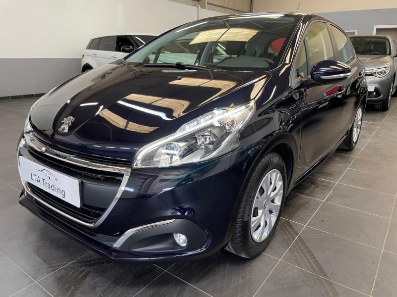 Peugeot 208 1.2 PURETECH 82CH ACTIVE 5P Essence BLEU NUIT Occasion à vendre