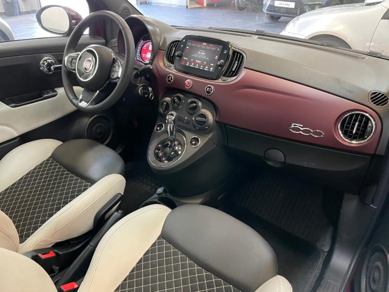 Photo 4 de l'offre de FIAT 500 1.2 8V 69CH S&S STAR 113G DUALOGIC à 11990€ chez LTA Trading