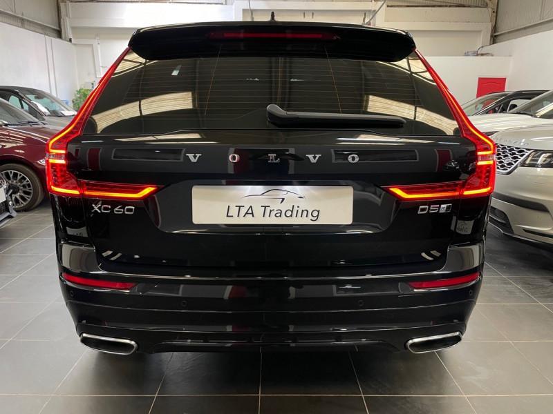 Photo 4 de l'offre de VOLVO XC60 D5 ADBLUE AWD 235CH R-DESIGN GEARTRONIC à 38990€ chez LTA Trading