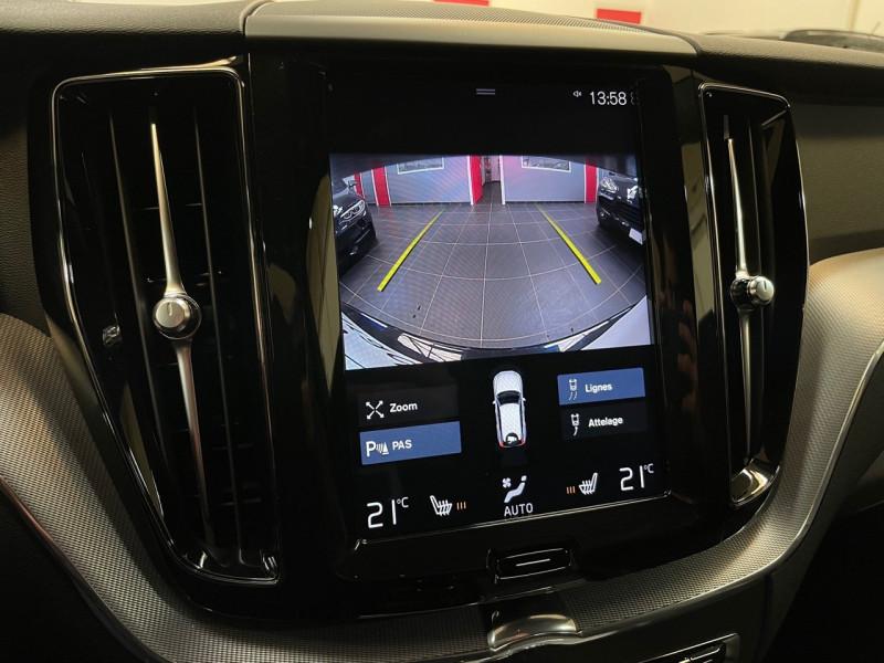 Photo 19 de l'offre de VOLVO XC60 D5 ADBLUE AWD 235CH R-DESIGN GEARTRONIC à 38990€ chez LTA Trading
