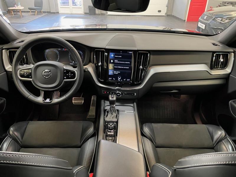 Photo 11 de l'offre de VOLVO XC60 D5 ADBLUE AWD 235CH R-DESIGN GEARTRONIC à 38990€ chez LTA Trading