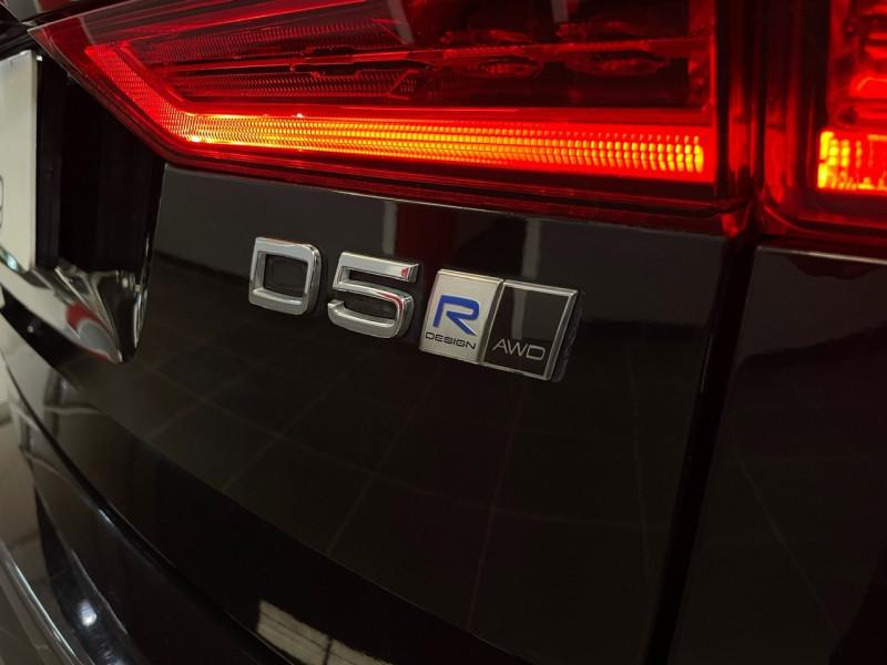 Photo 6 de l'offre de VOLVO XC60 D5 ADBLUE AWD 235CH R-DESIGN GEARTRONIC à 37990€ chez LTA Trading