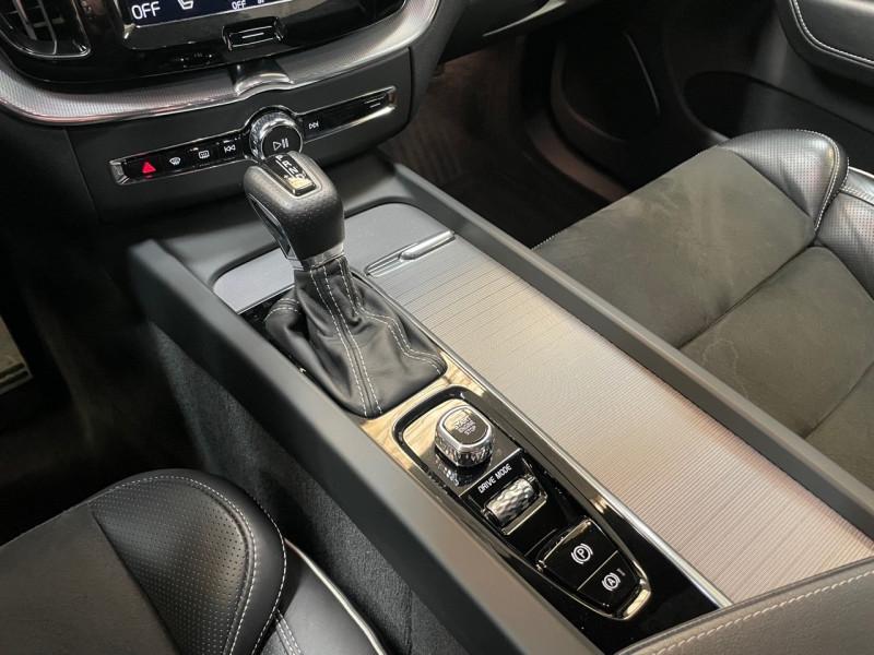 Photo 17 de l'offre de VOLVO XC60 D5 ADBLUE AWD 235CH R-DESIGN GEARTRONIC à 37990€ chez LTA Trading