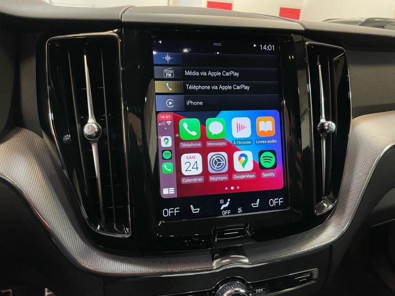 Photo 22 de l'offre de VOLVO XC60 D5 ADBLUE AWD 235CH R-DESIGN GEARTRONIC à 37990€ chez LTA Trading
