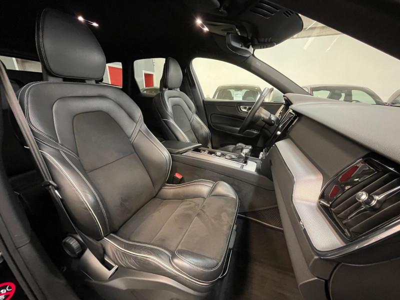 Photo 8 de l'offre de VOLVO XC60 D5 ADBLUE AWD 235CH R-DESIGN GEARTRONIC à 37990€ chez LTA Trading
