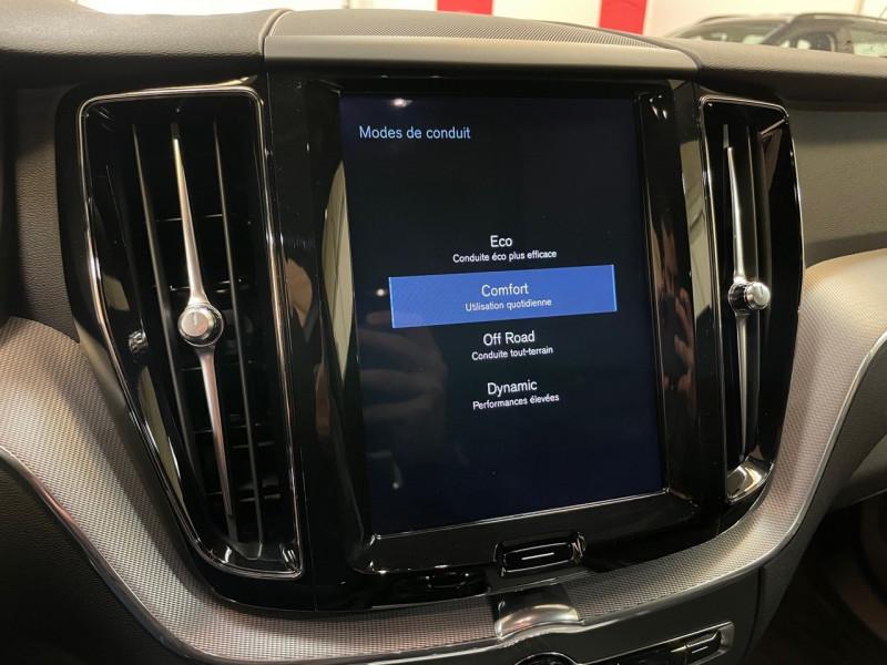 Photo 21 de l'offre de VOLVO XC60 D5 ADBLUE AWD 235CH R-DESIGN GEARTRONIC à 37990€ chez LTA Trading