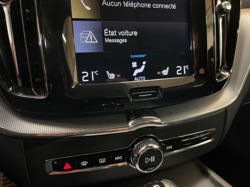 Photo 18 de l'offre de VOLVO XC60 D5 ADBLUE AWD 235CH R-DESIGN GEARTRONIC à 37990€ chez LTA Trading