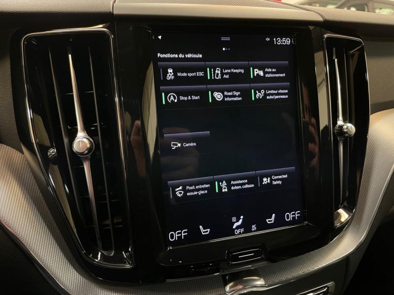 Photo 20 de l'offre de VOLVO XC60 D5 ADBLUE AWD 235CH R-DESIGN GEARTRONIC à 37990€ chez LTA Trading