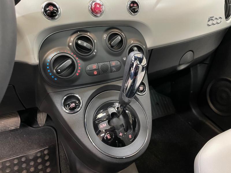 Photo 8 de l'offre de FIAT 500 1.2 8V 69CH S&S STAR 113G DUALOGIC à 11990€ chez LTA Trading