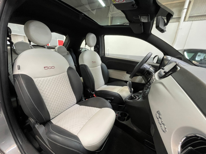 Photo 7 de l'offre de FIAT 500 1.2 8V 69CH S&S STAR 113G DUALOGIC à 11990€ chez LTA Trading