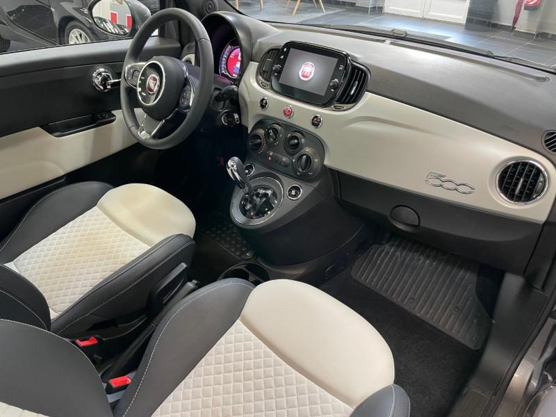 Photo 6 de l'offre de FIAT 500 1.2 8V 69CH S&S STAR 113G DUALOGIC à 11990€ chez LTA Trading