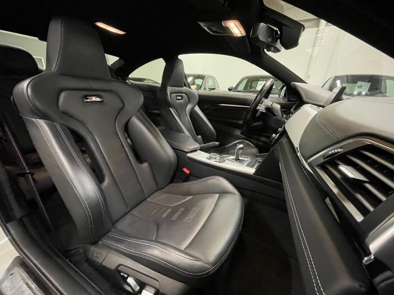 Photo 10 de l'offre de BMW M4 COUPE (F82) 3.0 450CH PACK COMPETITION DKG à 59990€ chez LTA Trading