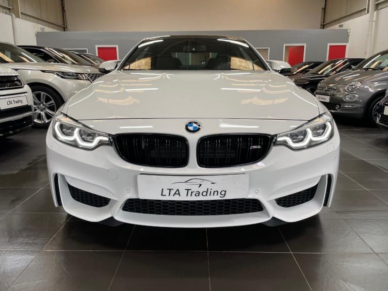 Photo 2 de l'offre de BMW M4 COUPE (F82) 3.0 450CH PACK COMPETITION DKG à 59990€ chez LTA Trading