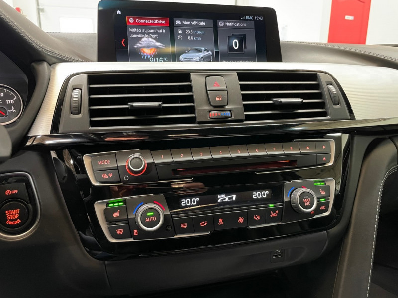 Photo 18 de l'offre de BMW M4 COUPE (F82) 3.0 450CH PACK COMPETITION DKG à 59990€ chez LTA Trading