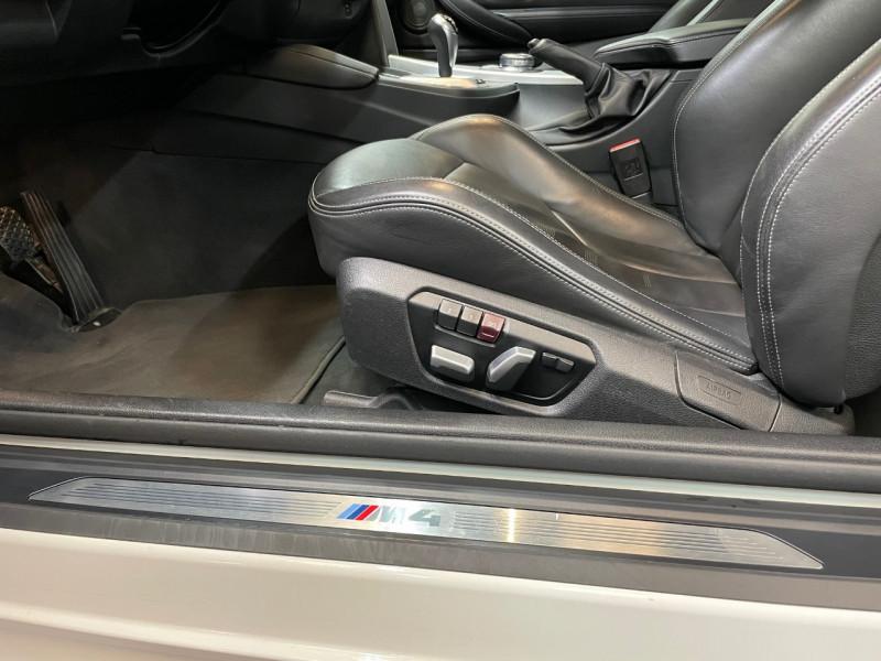 Photo 16 de l'offre de BMW M4 COUPE (F82) 3.0 450CH PACK COMPETITION DKG à 59990€ chez LTA Trading