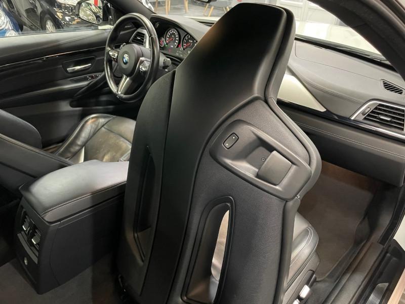 Photo 11 de l'offre de BMW M4 COUPE (F82) 3.0 450CH PACK COMPETITION DKG à 59990€ chez LTA Trading