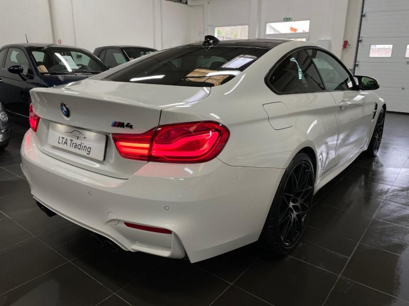 Photo 3 de l'offre de BMW M4 COUPE (F82) 3.0 450CH PACK COMPETITION DKG à 59990€ chez LTA Trading