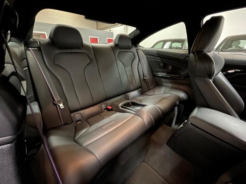 Photo 12 de l'offre de BMW M4 COUPE (F82) 3.0 450CH PACK COMPETITION DKG à 59990€ chez LTA Trading