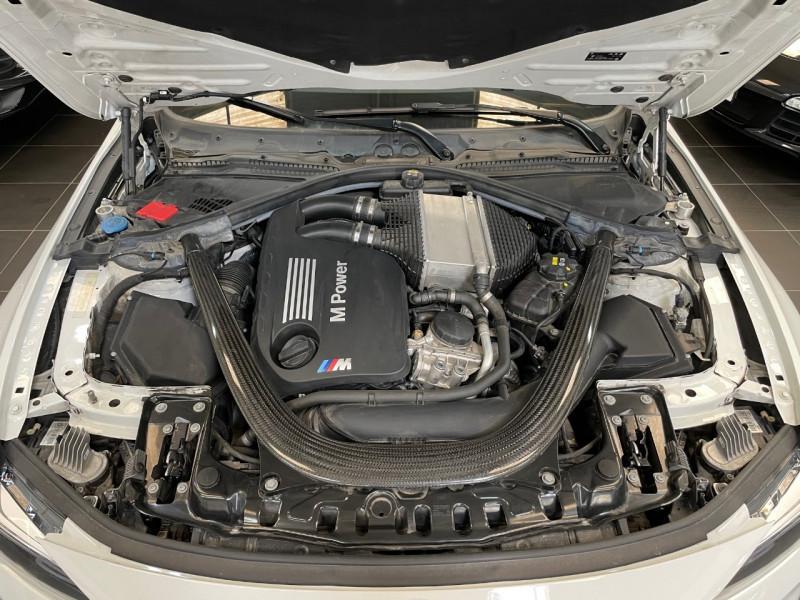Photo 21 de l'offre de BMW M4 COUPE (F82) 3.0 450CH PACK COMPETITION DKG à 59990€ chez LTA Trading