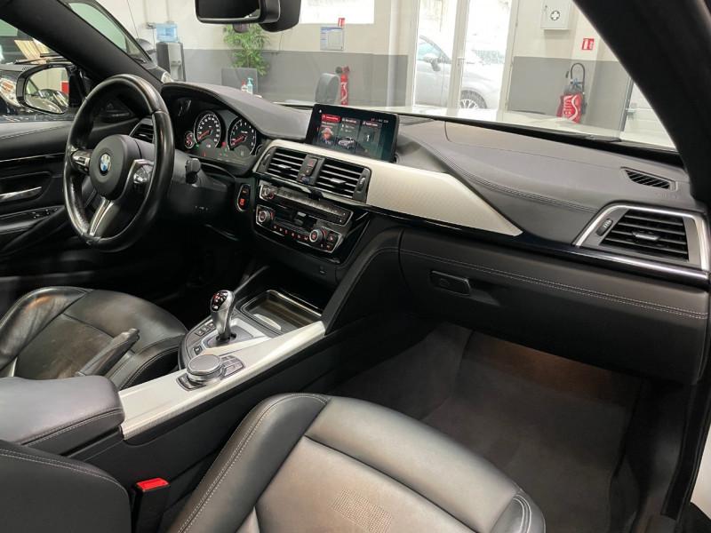 Photo 9 de l'offre de BMW M4 COUPE (F82) 3.0 450CH PACK COMPETITION DKG à 59990€ chez LTA Trading