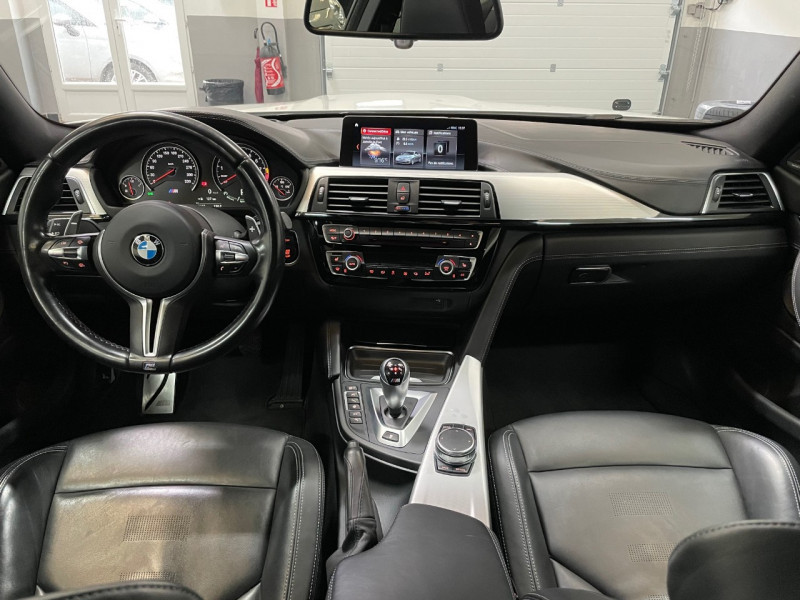 Photo 13 de l'offre de BMW M4 COUPE (F82) 3.0 450CH PACK COMPETITION DKG à 59990€ chez LTA Trading