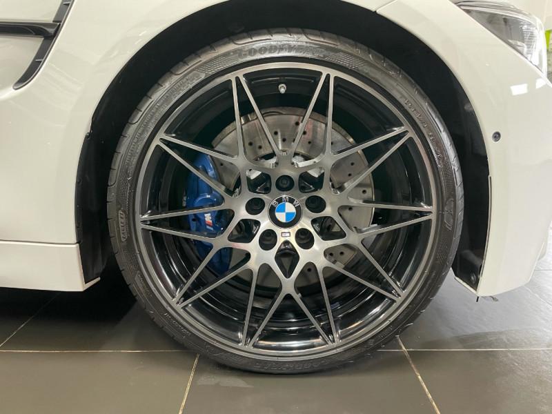 Photo 5 de l'offre de BMW M4 COUPE (F82) 3.0 450CH PACK COMPETITION DKG à 59990€ chez LTA Trading