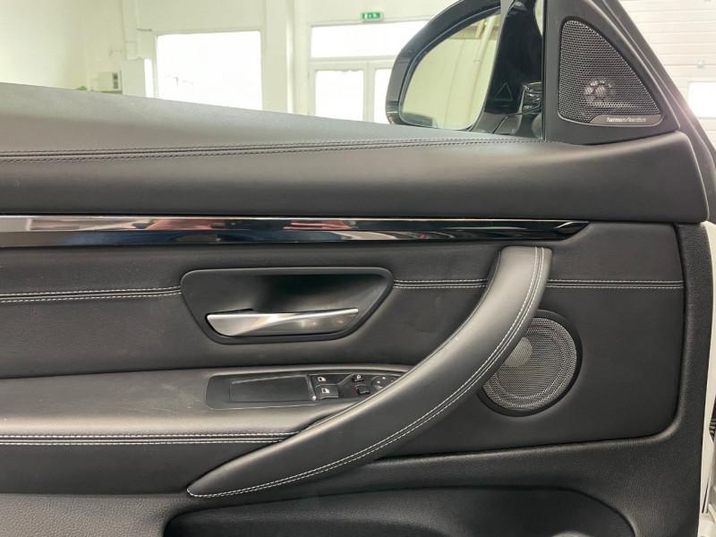 Photo 15 de l'offre de BMW M4 COUPE (F82) 3.0 450CH PACK COMPETITION DKG à 59990€ chez LTA Trading