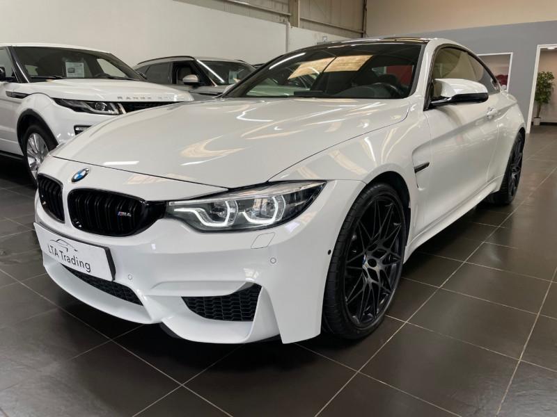 Photo 1 de l'offre de BMW M4 COUPE (F82) 3.0 450CH PACK COMPETITION DKG à 59990€ chez LTA Trading