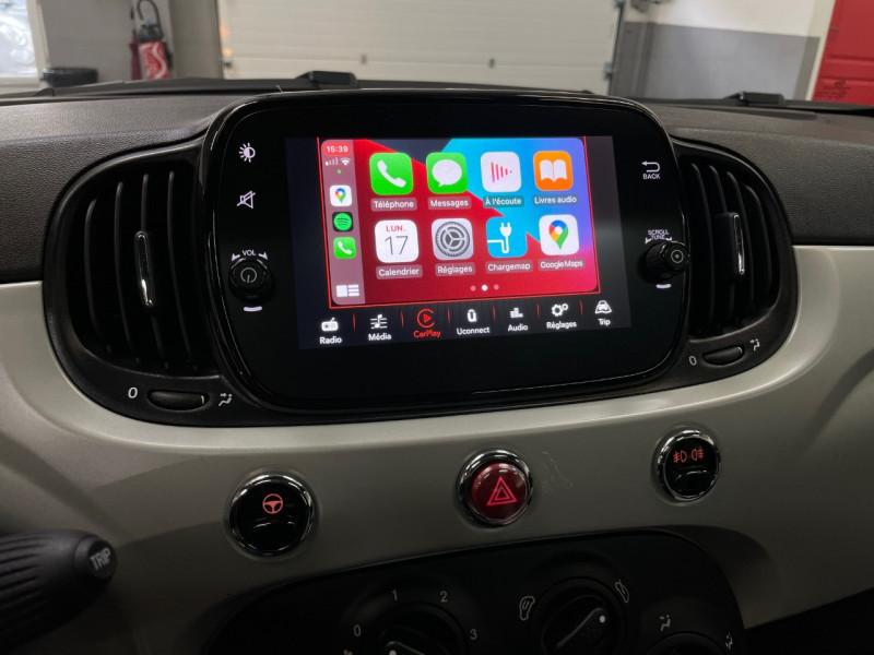 Photo 9 de l'offre de FIAT 500 1.2 8V 69CH S&S STAR 113G DUALOGIC à 11990€ chez LTA Trading
