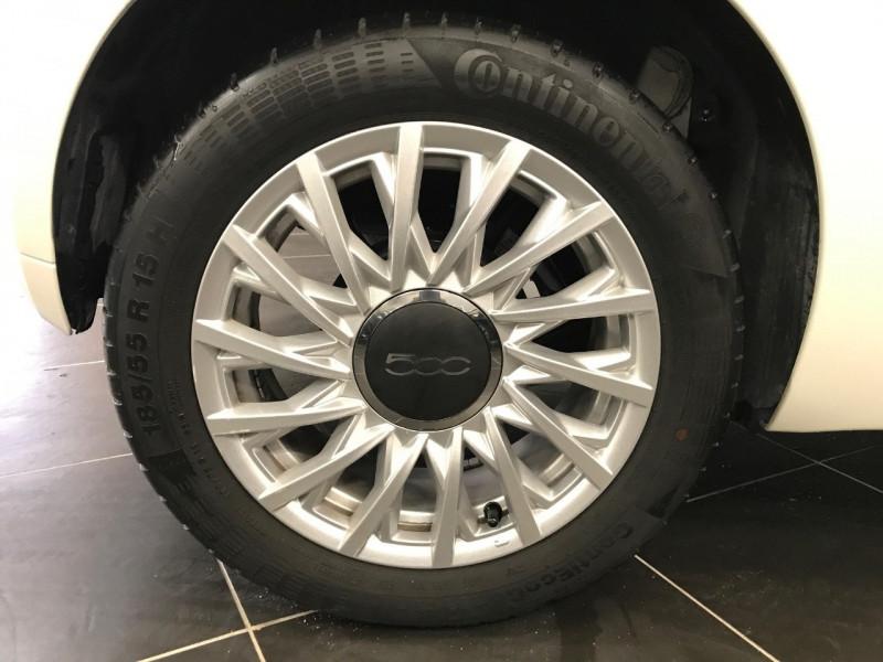 Photo 5 de l'offre de FIAT 500 1.2 8V 69CH ECO PACK LOUNGE EURO6D à 9990€ chez LTA Trading